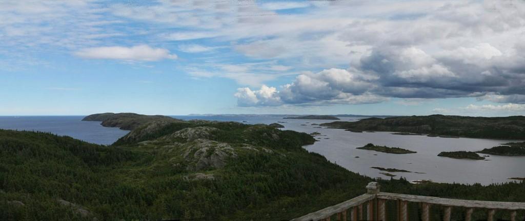 pikes arm Newfoundland